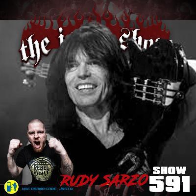 Show #591 -  Rudy Sarzo
