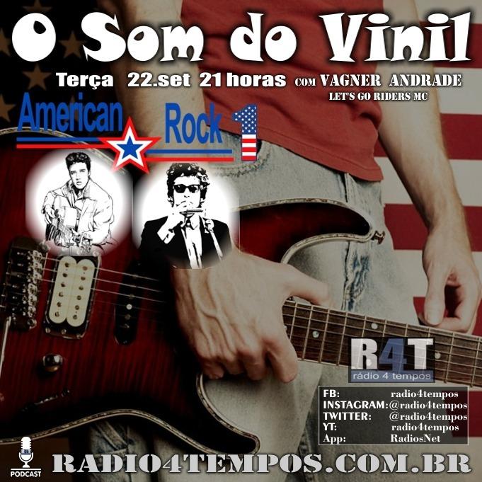 Rádio 4 Tempos - Som do Vinil 46:Rádio 4 Tempos