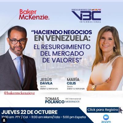 Baker Mckenzie -  Resurgimiento De Los Mercados De Valores - Haciendo Negocios en Venezuela
