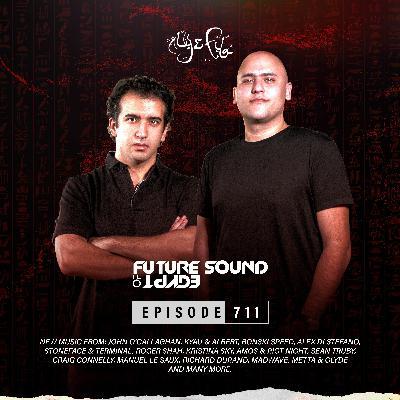 Future Sound of Egypt 711 with Aly & Fila