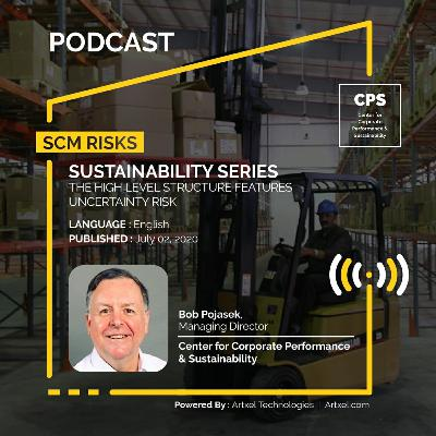 85. Sustainability series - The high level structure features uncertainty risk