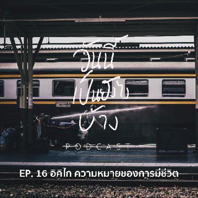 วันนี้เป็นยังไงบ้าง EP.16 - อิคิไก ความหมายของการมีชีวิต