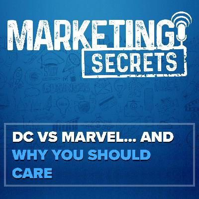 DC vs Marvel... And Why You Should Care