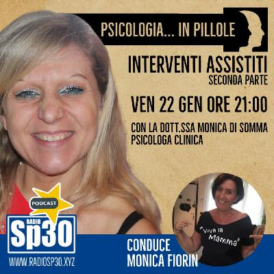 #vivalamamma - Psicologia... in pillole - Interventi Assistiti #2