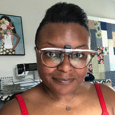 Unapologetically Black Cross Stitch with Miasa Osbey