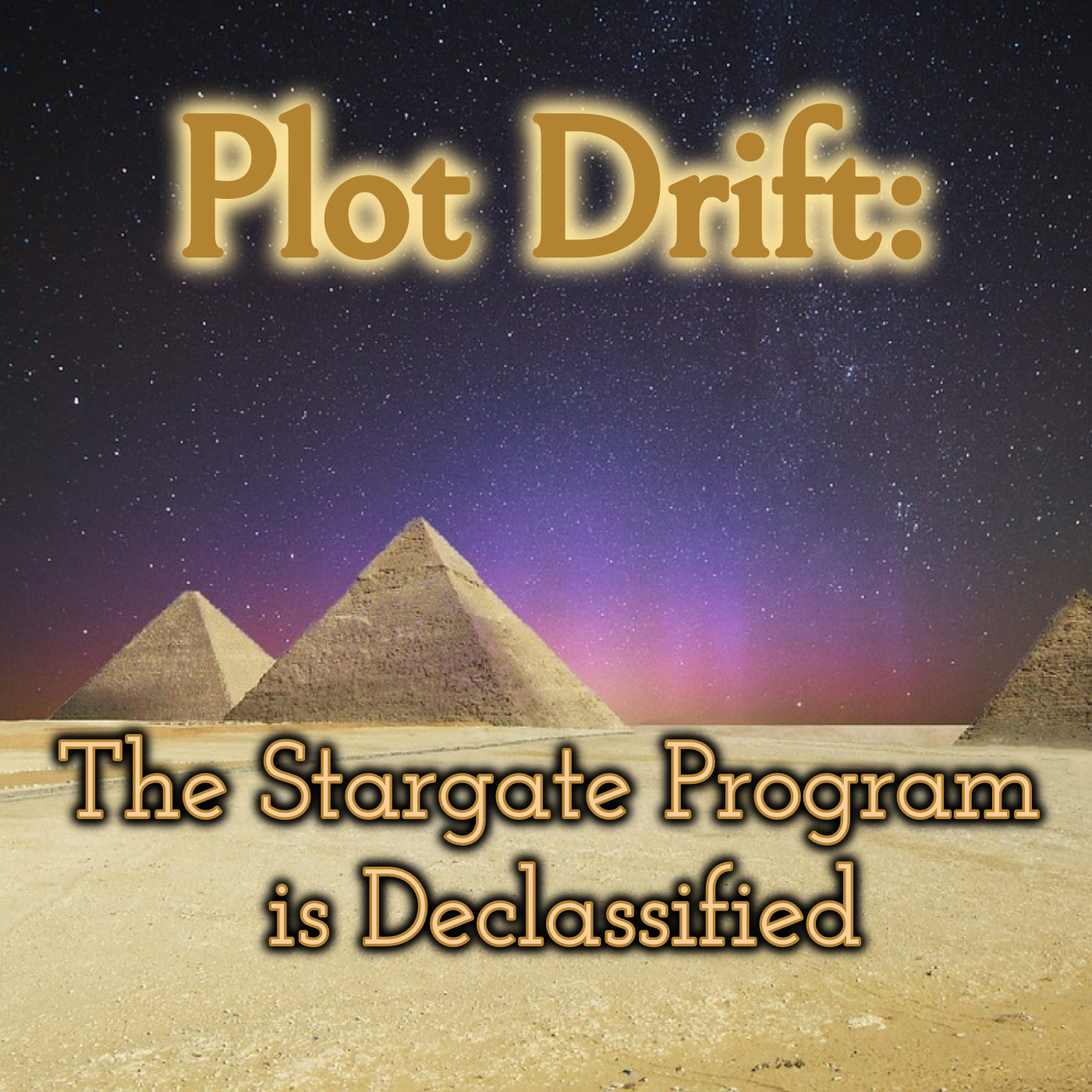Plot Drift: The Stargate Program Gets Declassified