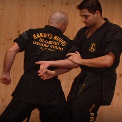 997 | Defensa Personal en INFERIORIDAD FÍSICA