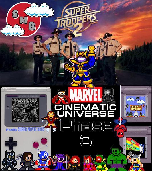 Ep 93: Super Tropper 2 Misses the Key & MCU Phase 3