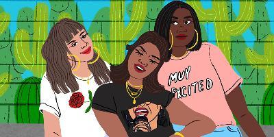8. Selena and Race (ENGLISH)