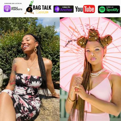 Bag Talk Session With Symone Royale On Making Feel Good Music, Black Woman in Tech & MORE