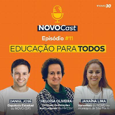 #11 Educação para Todos