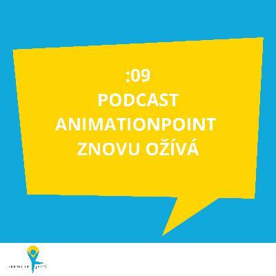 Podcast AnimationPoint znovu ožívá!