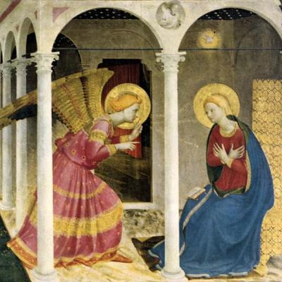 Bathsheba and Mary - Mothers of the Sons of David, Advent Midweek 3