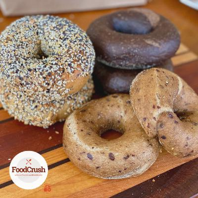 New York style bagels, noshes and opening a restaurant in Milwaukee