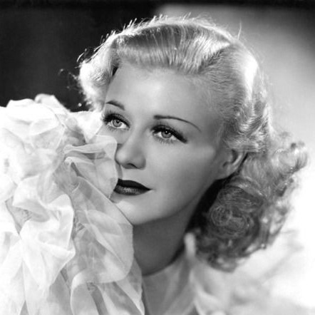 classic movie actress tourney history part 2: Ginger Rogers