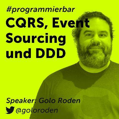Folge 57 - DDD, Event Sourcing und CQRS mit Golo Roden von the native web