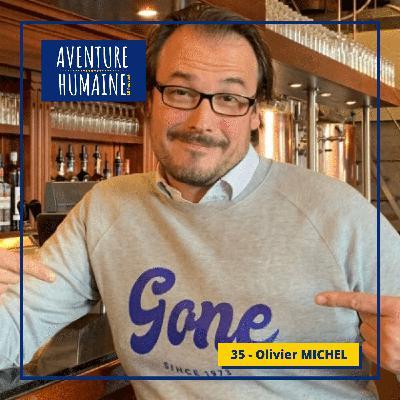 #35 - 🎙Olivier Michel 🚎 - Rassembler 4 marques régionales fortes pour plus d'impact !