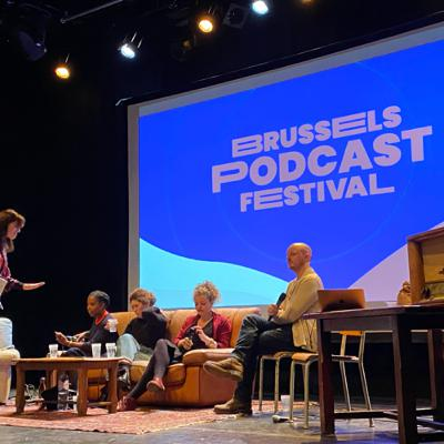 🎙 Brussels Podcast Festival