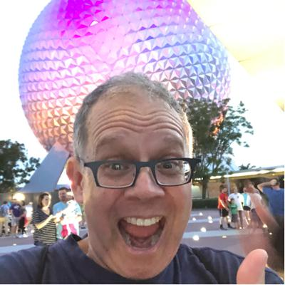 Episode #356 - a visit to the parks
