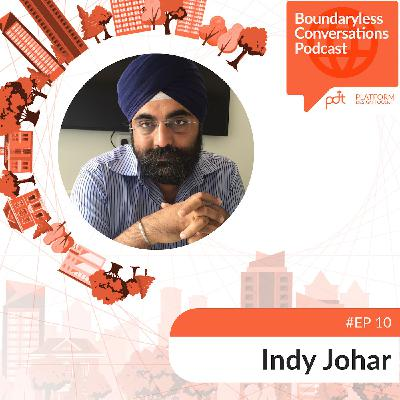 Ep. 10 Indy Johar - Redrawing the Human Development thesis for the 21st Century