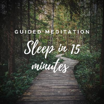 Fall Asleep in Under 15 Minutes with this Sleep Meditation for Anxiety