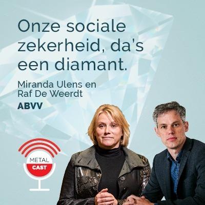 Onze sociale zekerheid, da's een diamant.