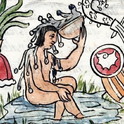 Una jornada en la vida de un noble azteca
