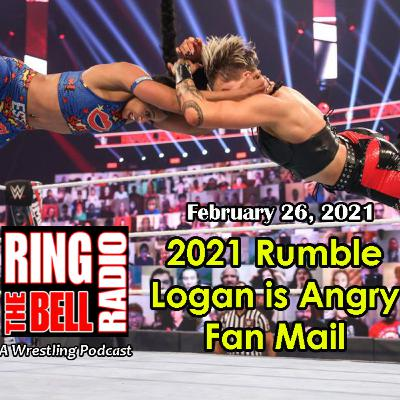 2021 Rumble, Logan is Angry, Fan Mail