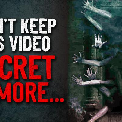 """I can't keep this video secret anymore..."" Creepypasta"