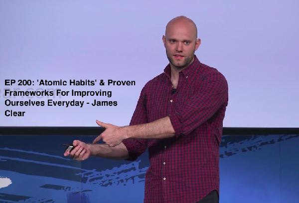 The Mojo Radio Show EP 200: 'Atomic Habits'& Proven Frameworks For Improving Ourselves Everyday - James Clear
