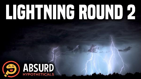 Episode 20: Lightning Round 2