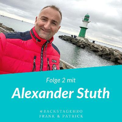 """Folge 2 - Alexander Stuth - """"Es gibt 195 Länder und ich will 100 davon sehen"""""""