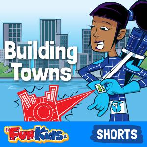 Why we need town planners (Agent Plan-It: Town Design for Kids)