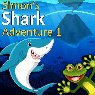 Simon's Shark Adventure 1 Preview