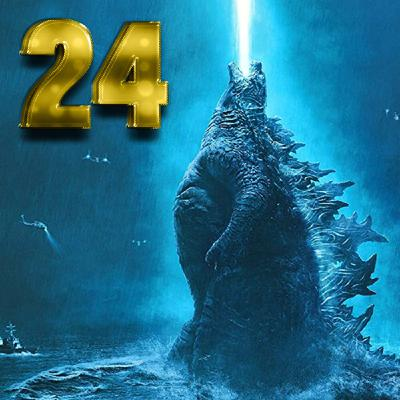 Ep 24 - The Road to Godzilla vs. Kong, Pt. 3: Godzilla: King of the Monsters (2019)