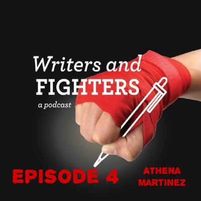 Ep4 - Athena Martinez, MMA fighter from Australian Top Team