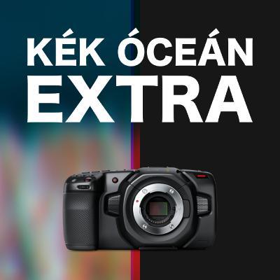 BlackMagic kamerával fotóztam! & Beszéljünk a Fotós leszek klubbról | Kék Óceán Extra #24