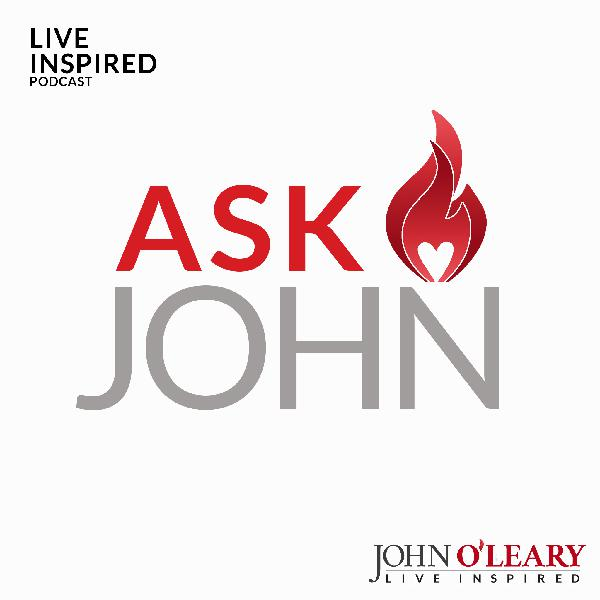 [Ask John] How do you stay energized when you're pulled in different directions? Ep. #113