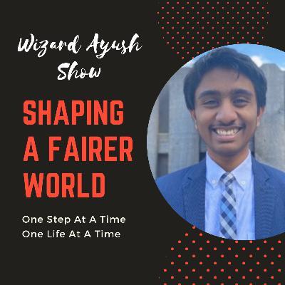 EP 11 Siddharth Satish, High School Student making an impact