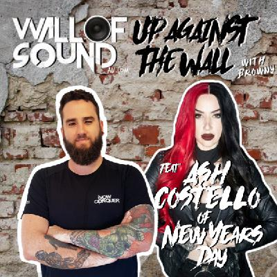 Episode #87 feat. Ash Costello of New Years Day