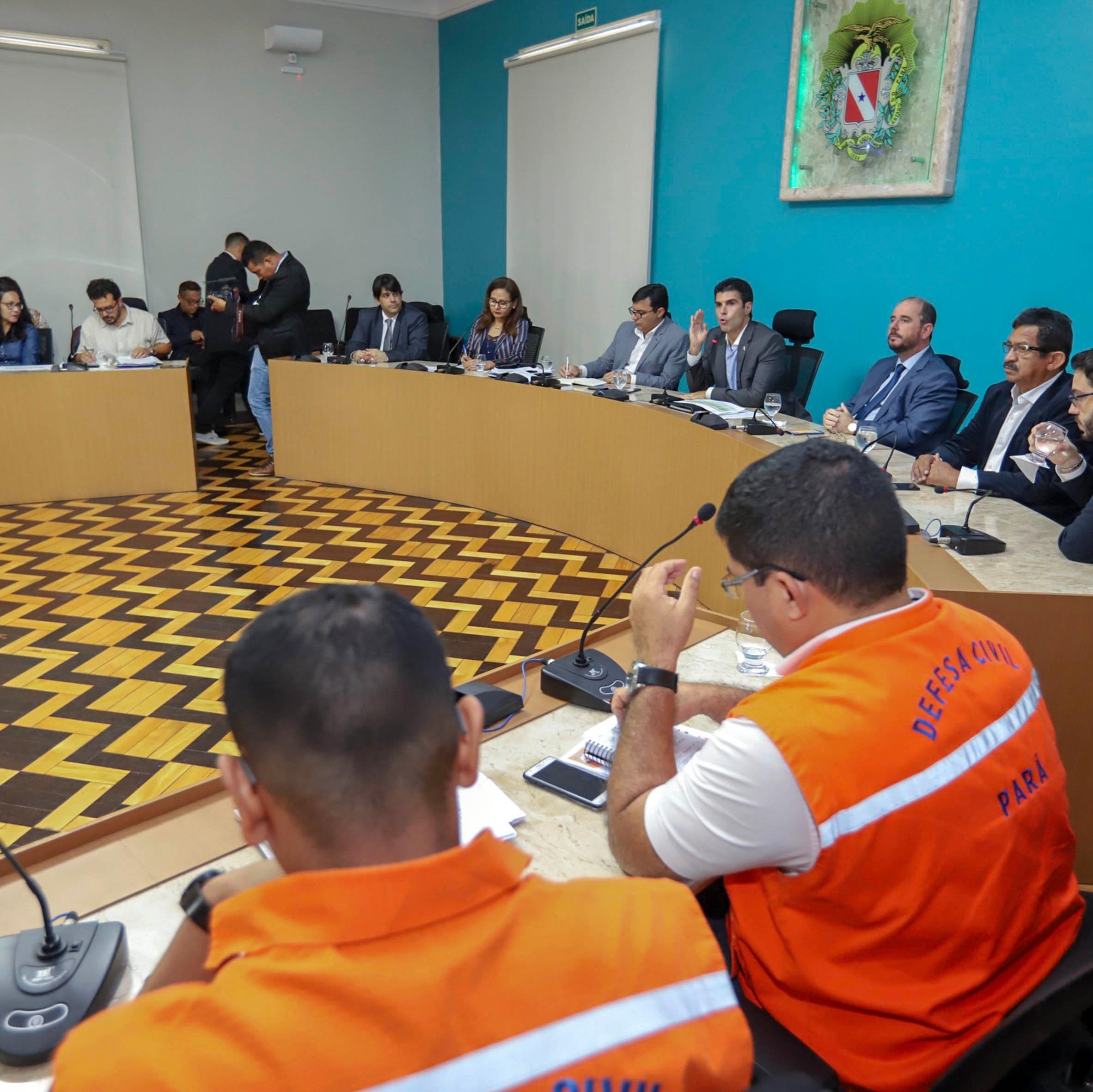 Governo do estado cria grupo de trabalho para traçar medidas de segurança a barragens de mineração no Pará