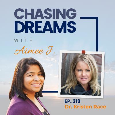 Ep. 219: Dr. Kristen Race - Balance Your Brain for a More Balanced Life