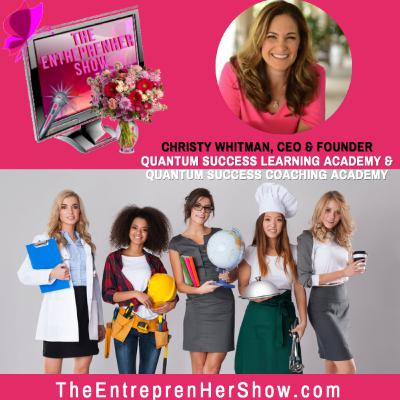 The EntreprenHer Show Featuring Christy Whitman
