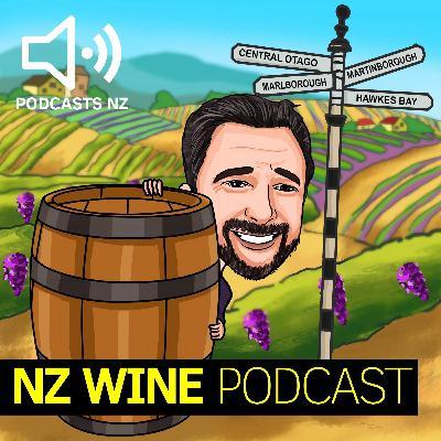 NZ Wine Podcast 53: Joelle Thomson - Wine Writer