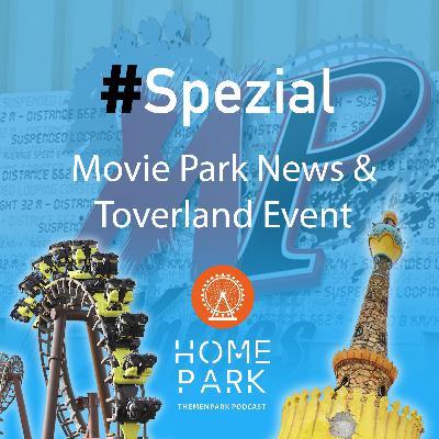 #Spezial - Movie Park News & Toverland Event