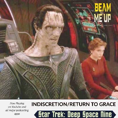 Star Trek: Deep Space Nine   Indiscretion and Return to Grace