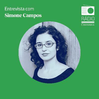 """#147 - """"Nada vai acontecer com você"""": um bate-papo com Simone Campos"""