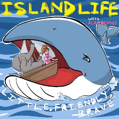 S3E2 - Little, Friendly, Brave (w/ The Dering Bros, Walter the Blue Whale, Ellie the Elephant, Tammy the Tarsier, and Sammy the Shrimp)