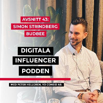 43. Simon Strindberg, CCO på Budbee – Framtidens smartaste hemleveranstjänst