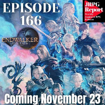 JRPG Report Episode 166 - FFXIV Endwalker Arrives November 23